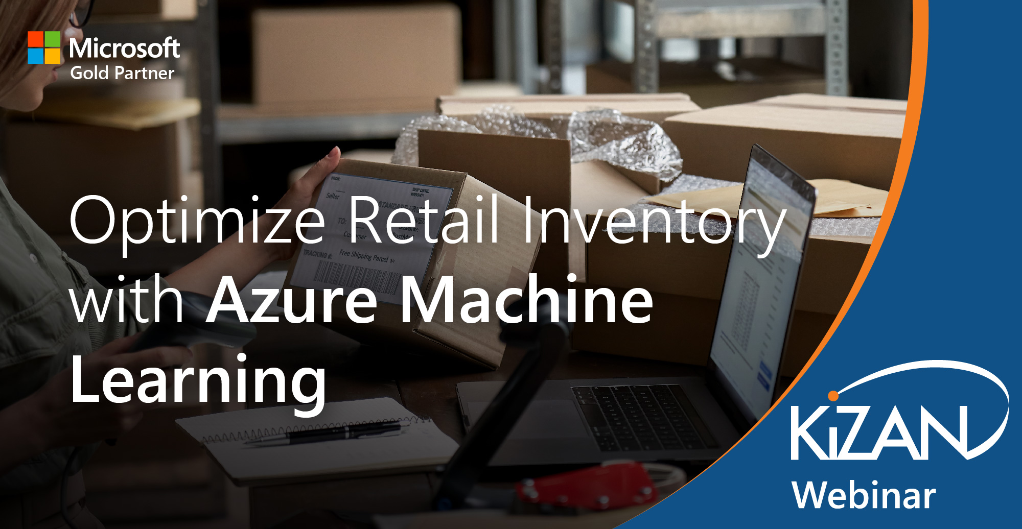 Azure Machine Learning Webinar Email Banner