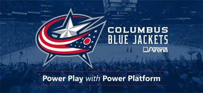 Columbus Blue Jackets Power Platform