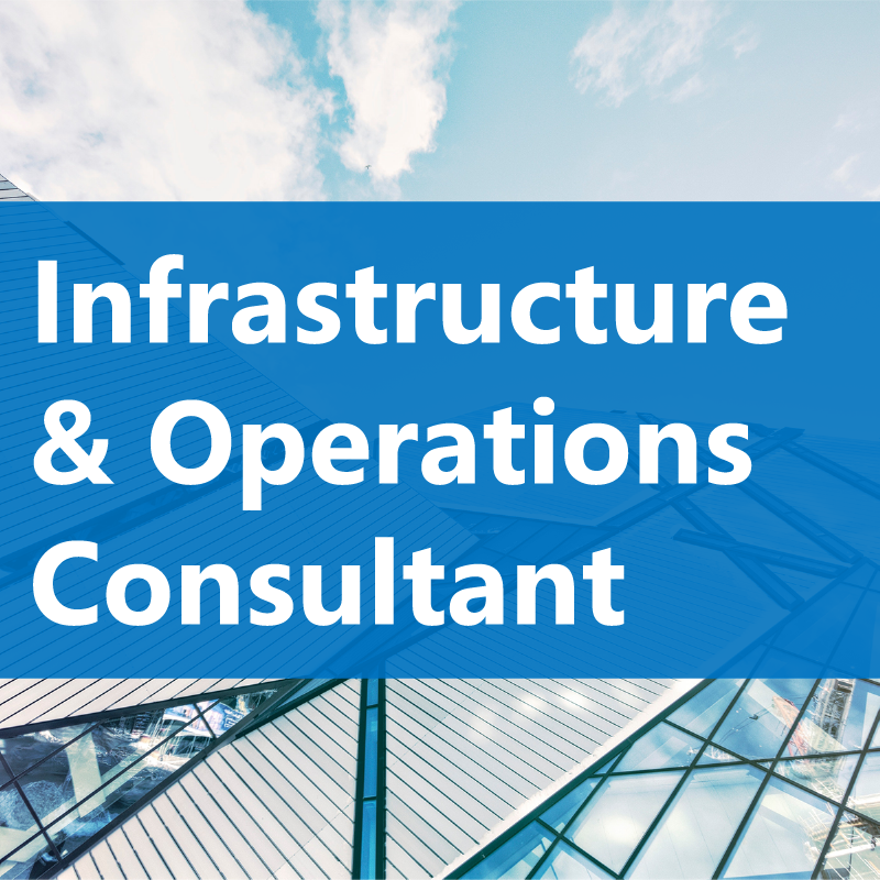 Infrastructure And Operations Consultant