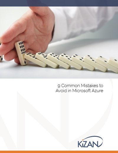 9 COMMON MISTAKES TO AVOID WITH MICROSOFT AZURE