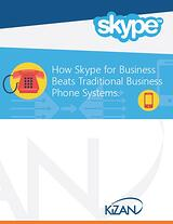 HOW SKYPE FOR BUSINESS BEATS FOR TRADITIONAL BUSINESS PHONE SYSTEMS