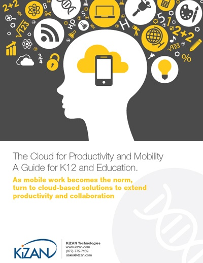 THE CLOUD FOR PRODUCTIVITY AND MOBILITY (K12 GUIDE)