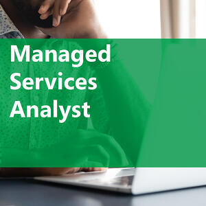Managed Services Analyst-1