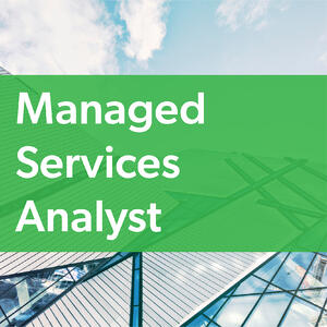 Managed Services Analyst