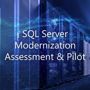 SQL Server Modernization Assessment and Pilot