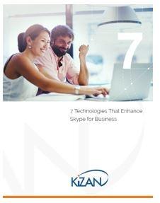 7 TECHNOLOGIES THAT ENHANCES SKYPE FOR BUSINESS