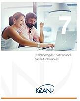 7 TECHNOLOGIES THAT ENHANCES SKYPE FOR BUSINESS