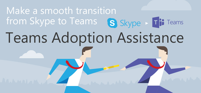 Teams Adoption Assistance