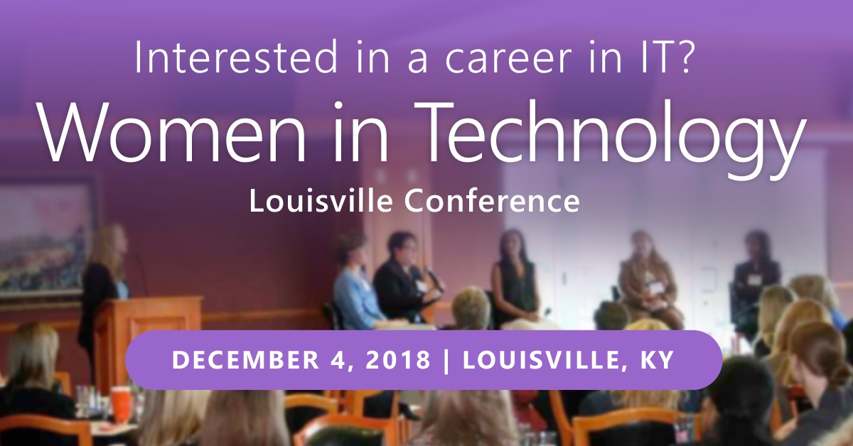 Women in Technology Conference