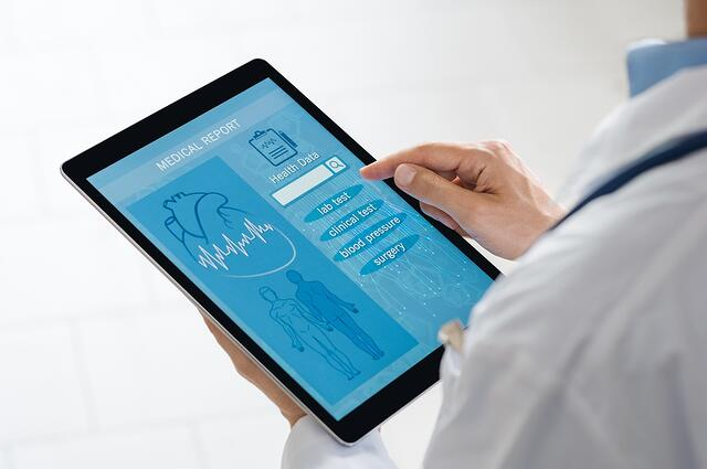 Patient Data is a valuable commodity.  Is your data secure?