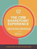 The CRM - SharePoint Experience
