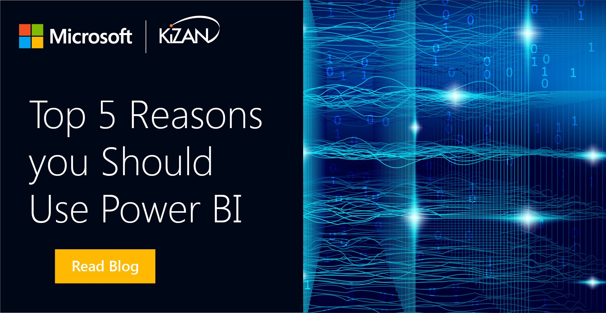 Top 5 Reasons you Should Use Power BI - Revisited