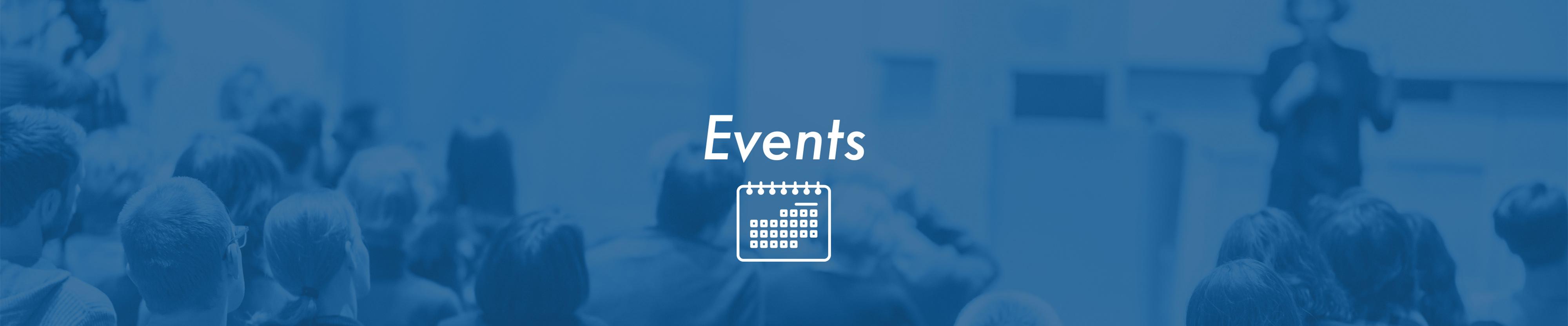 Advanced Analytics Group Events