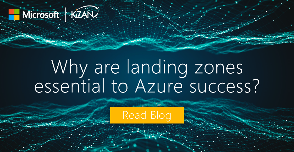 Why are landing zones essential to Azure success?