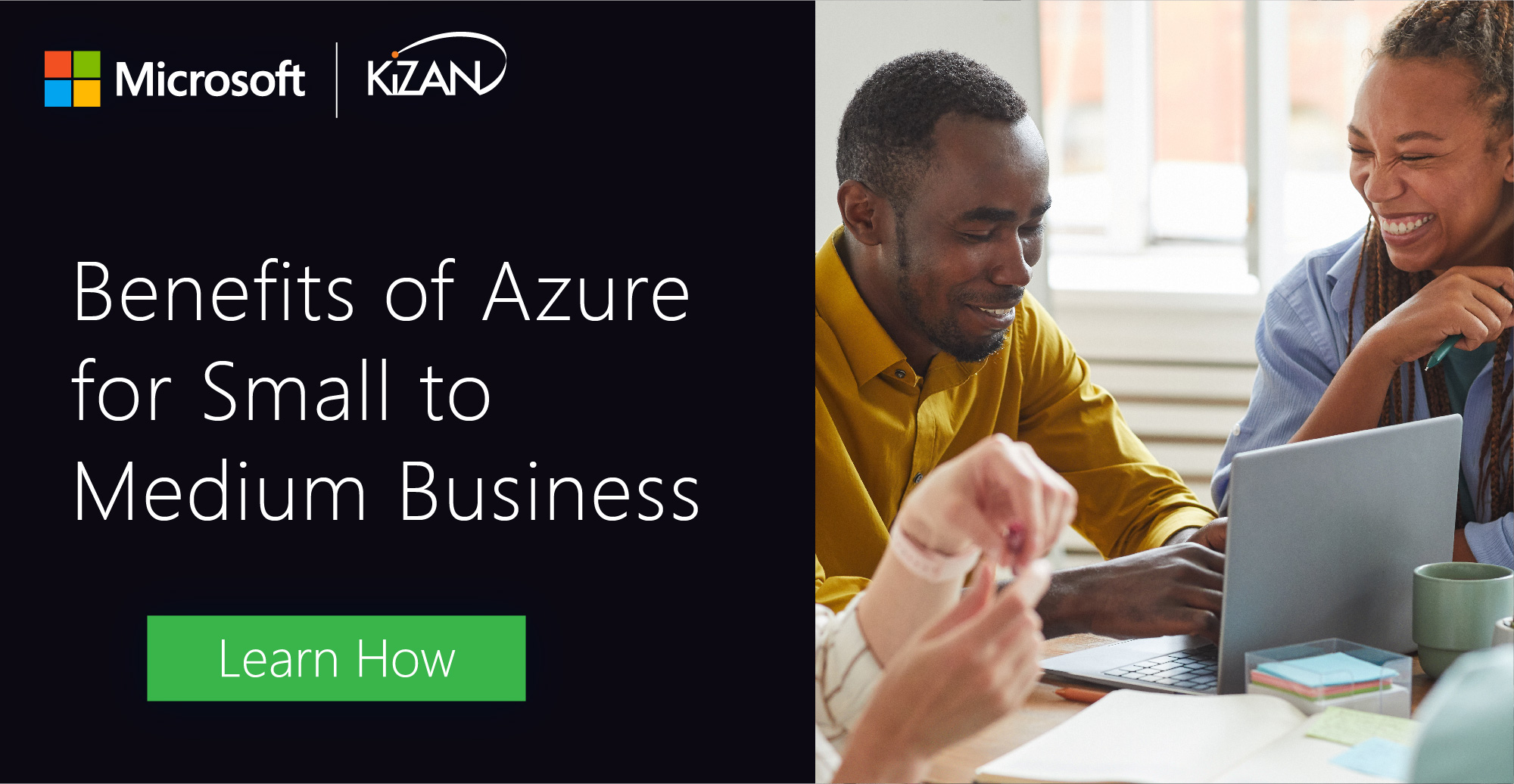 Benefits of Azure for Small to Medium Business