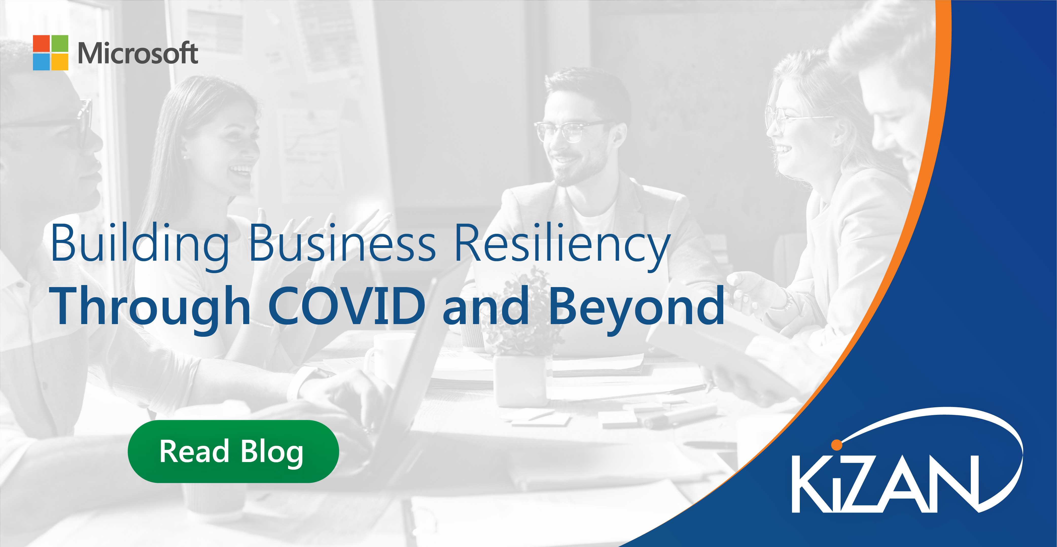 Building Business Resiliency Through COVID and Beyond