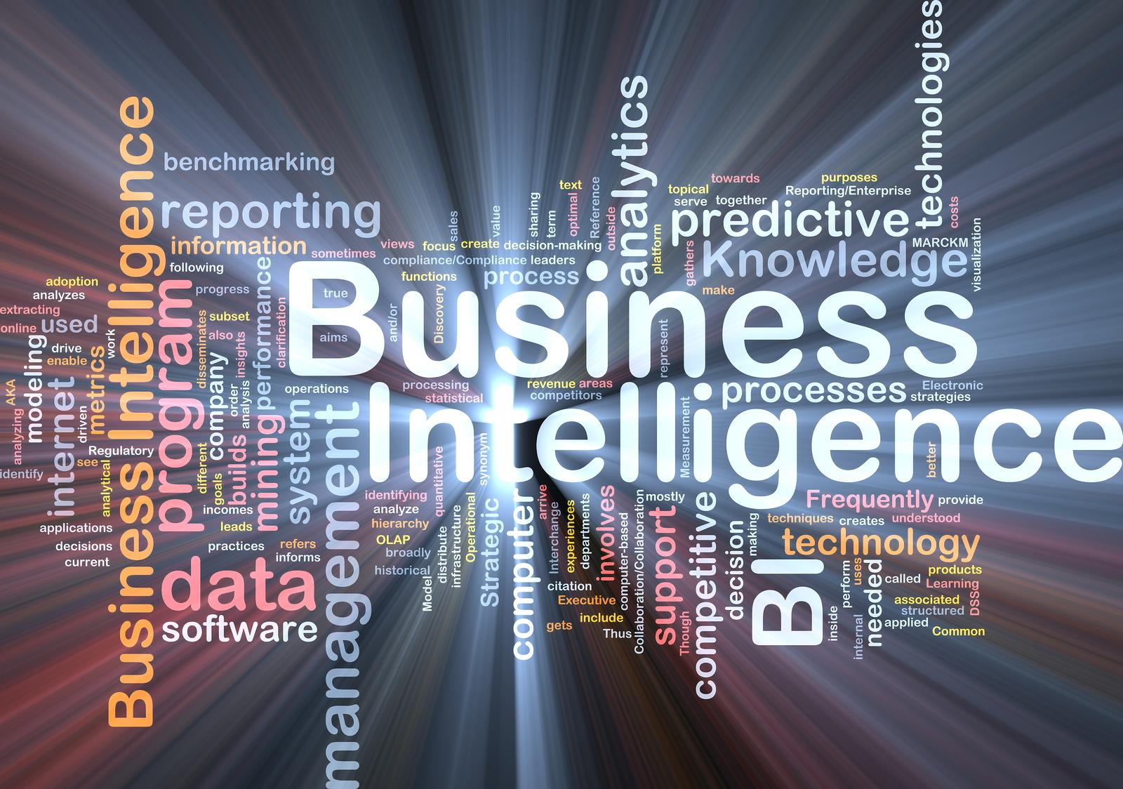 Business Intelligence Wordcloud