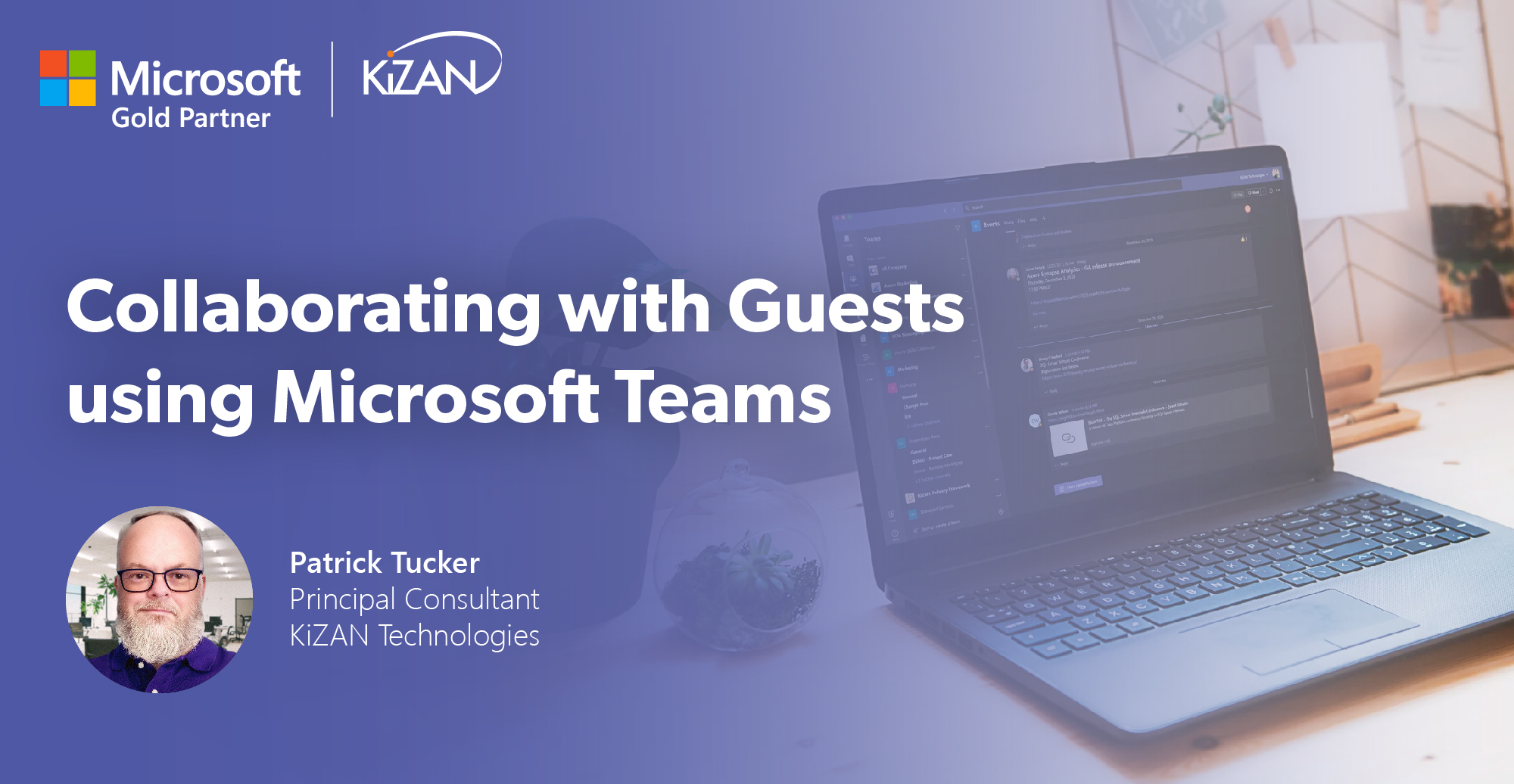 Collaborating with Guests using Microsoft Teams
