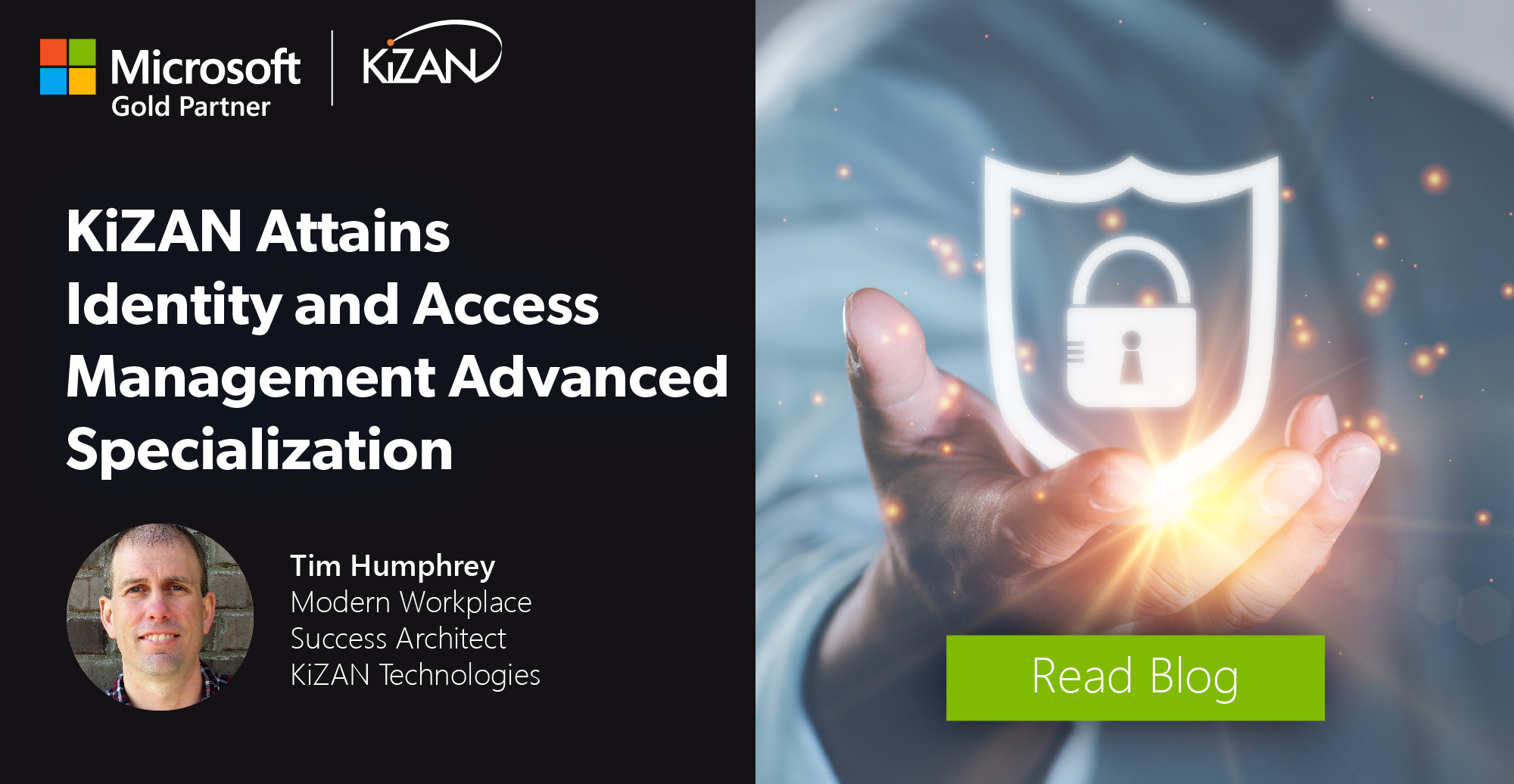 KiZAN Attains Identity and Access Management Advanced Specialization