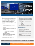 System Center Configuration Manager Proof of Concept Offer