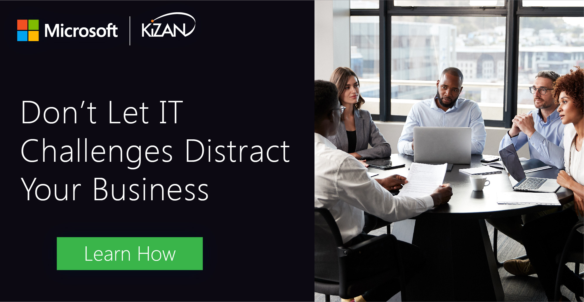 Don't Let IT Challenges Distract Your Business