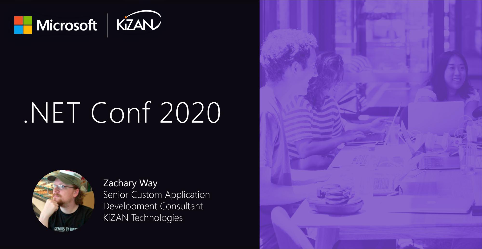 .NET Conf 2020