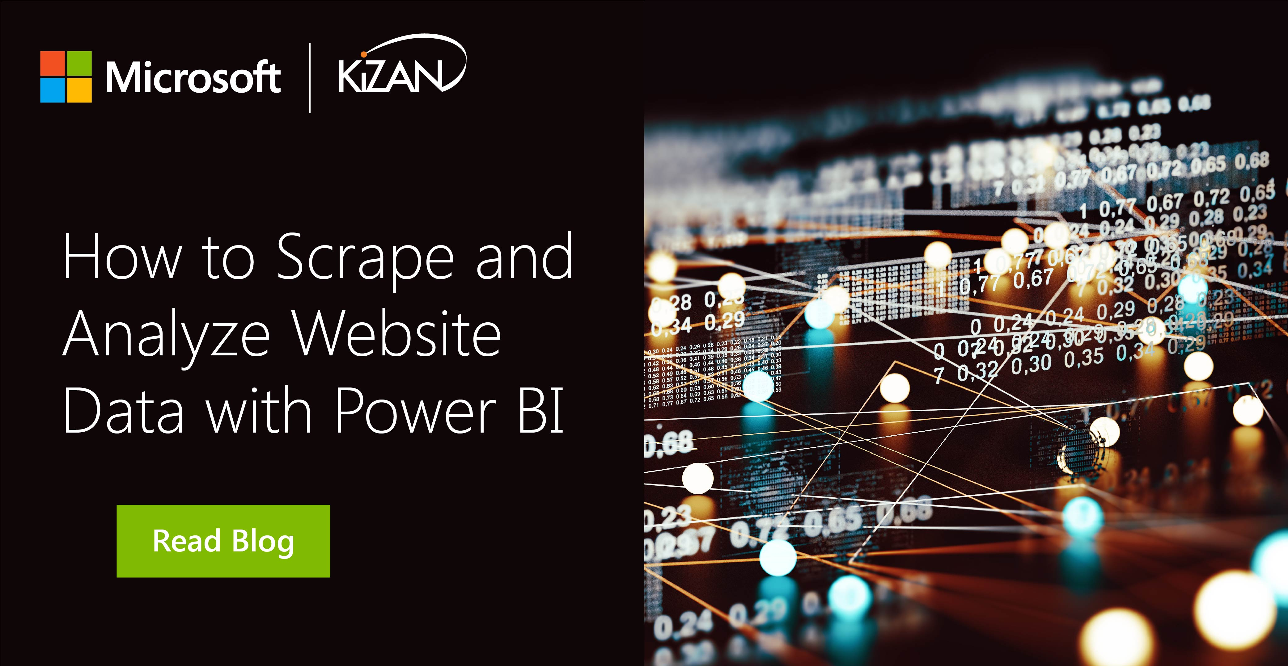 KiZAN Power BI Blog