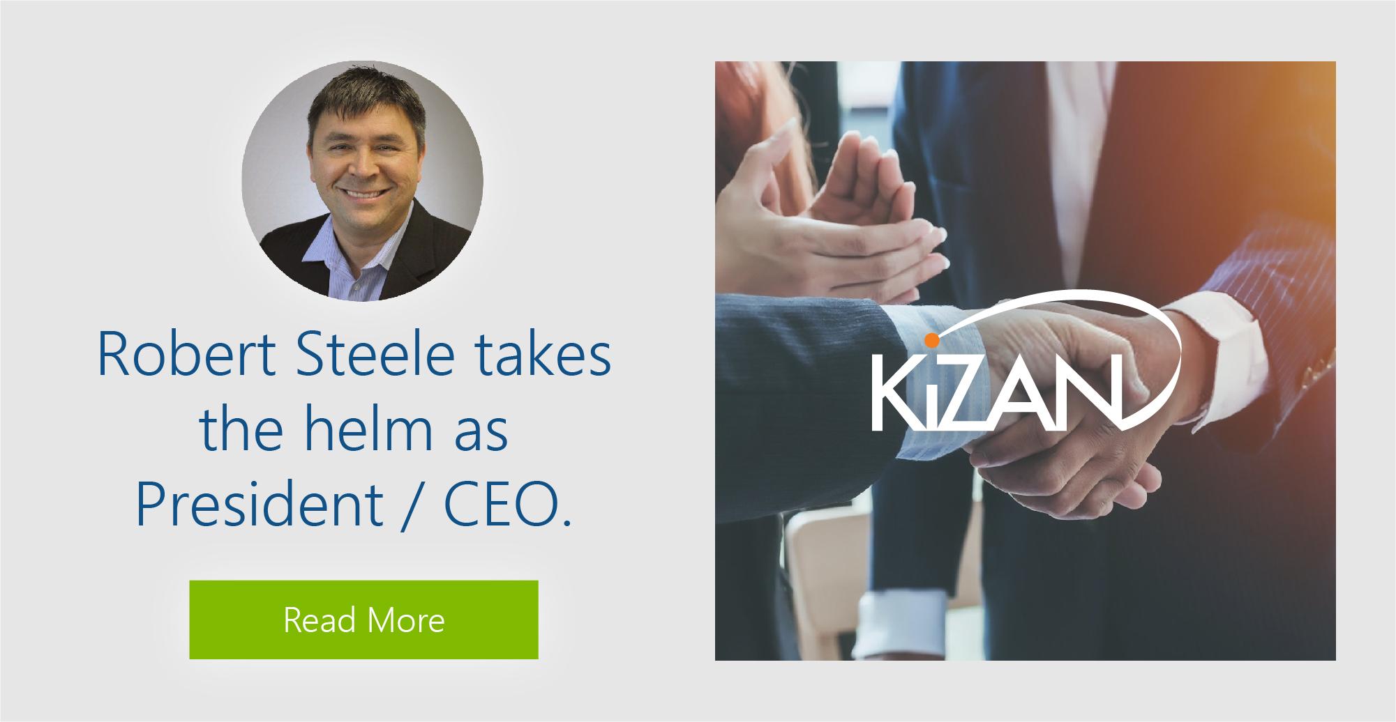 KiZAN Technologies announces executive leadership transition.
