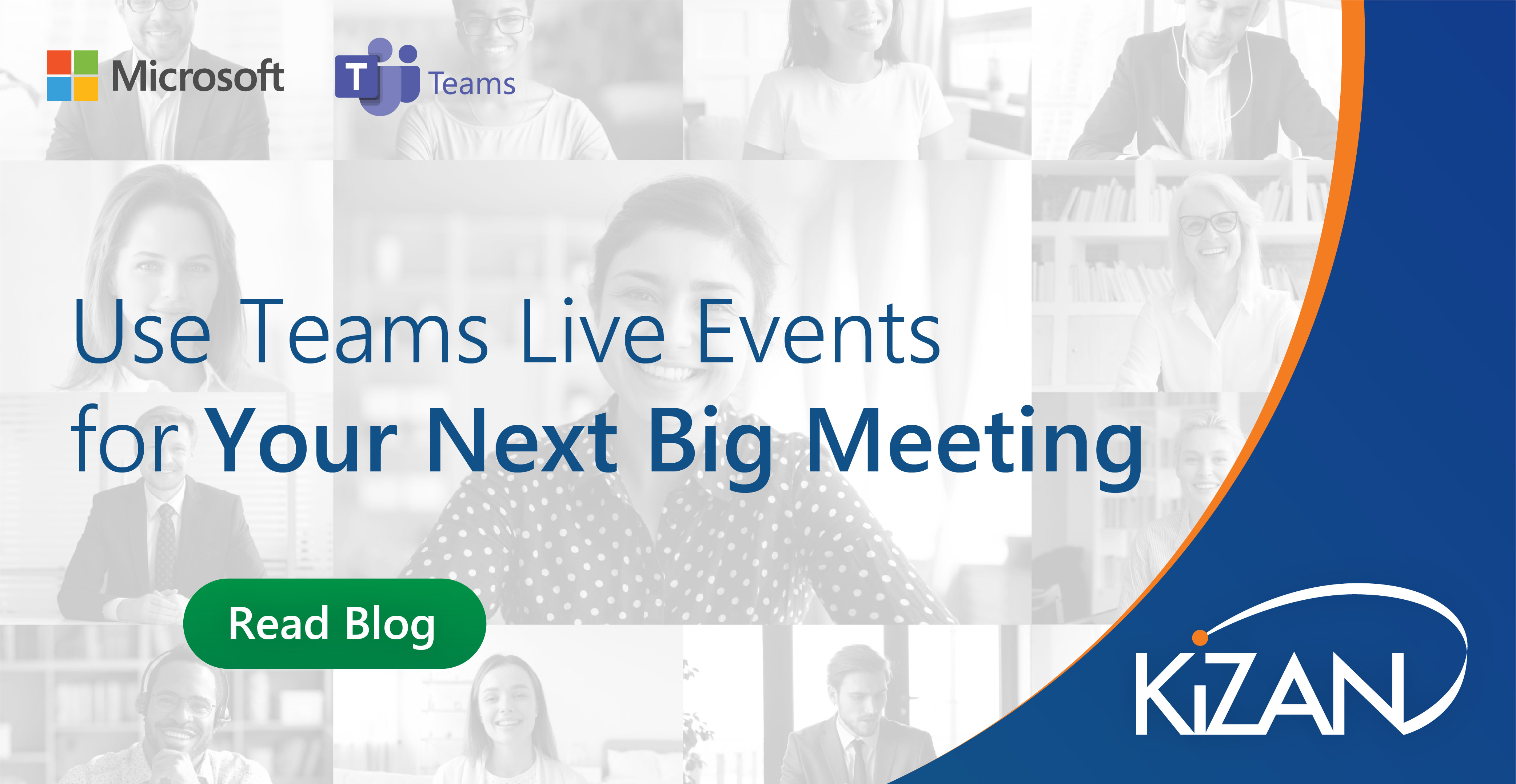 Use Teams Live Events for Your Next Big Meeting