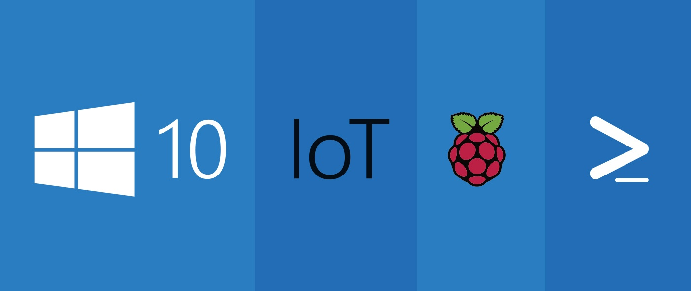 Automation efforts for provisioning Windows 10 IoT Core on a Raspberry Pi
