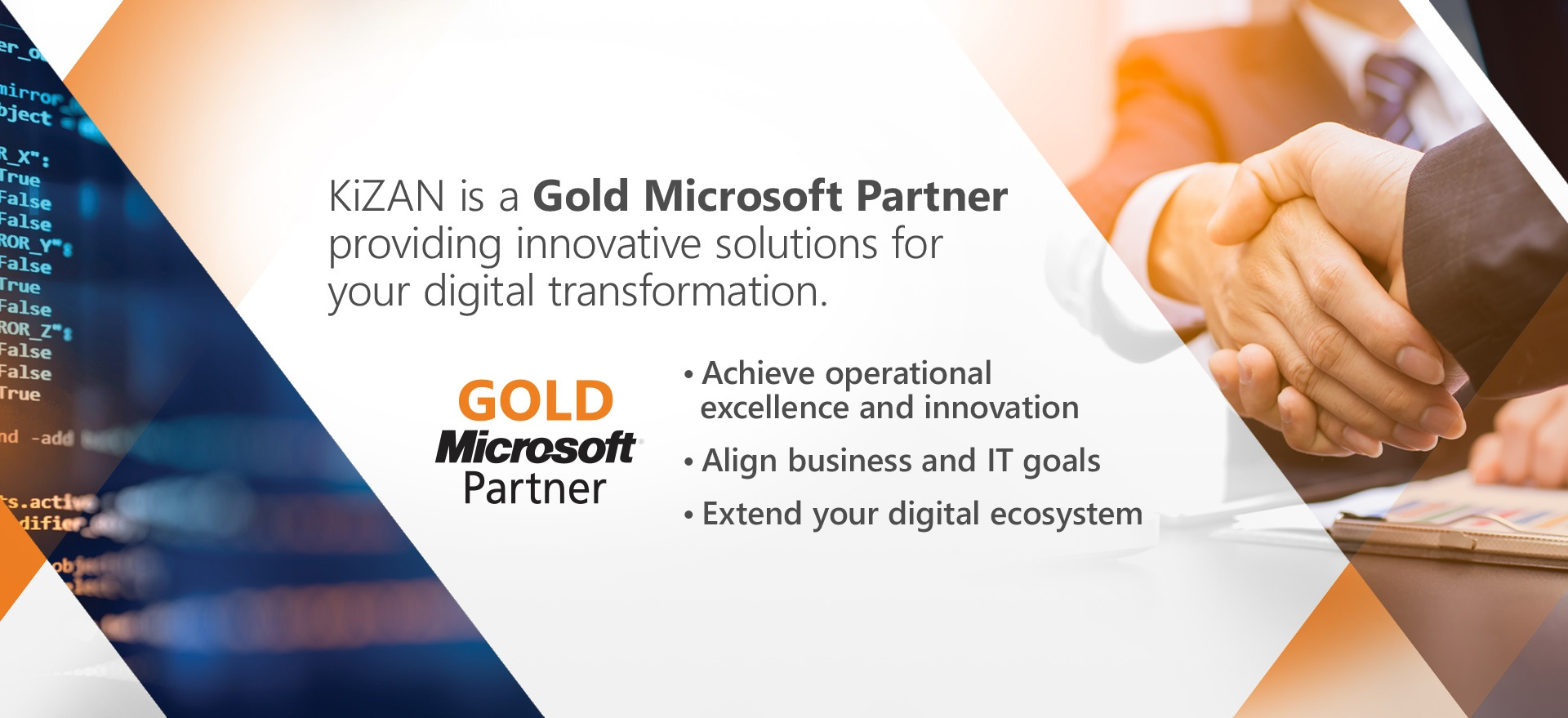 Microsoft Gold Partner - KiZAN Technologies